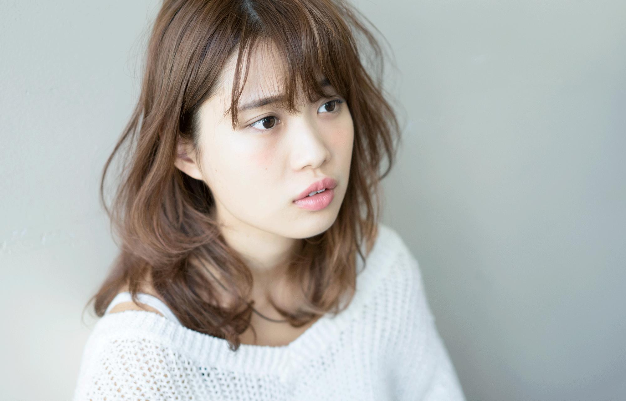 リラックス&ヘルシー♡ゆるふわウェーブミディ