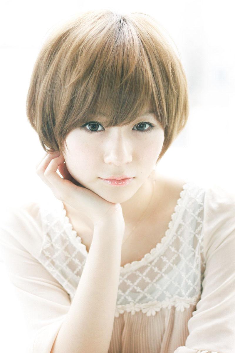 【髪型】オーダーの多いヘアスタイル☆小顔引き締めショート\(^o^)/
