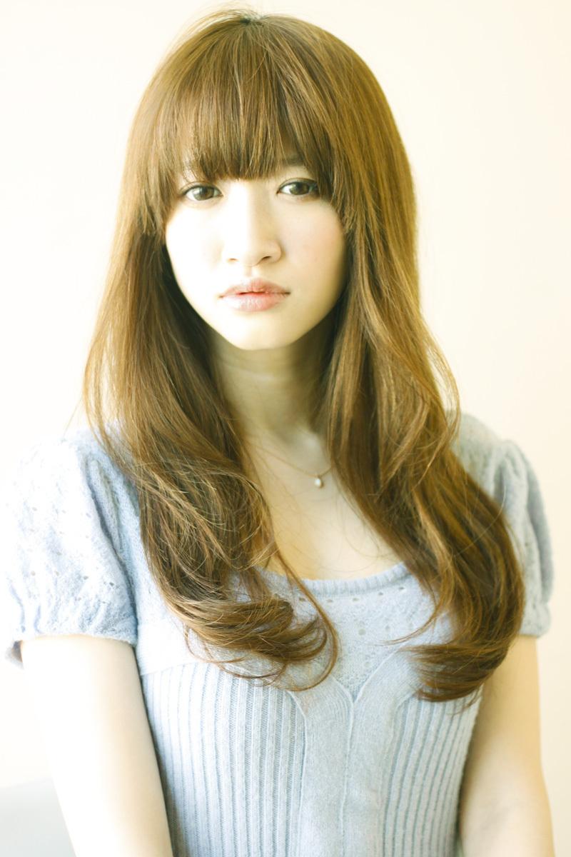 【髪型】そのまんまロング☆乾かすだけの手グシナチュラルヘア♪