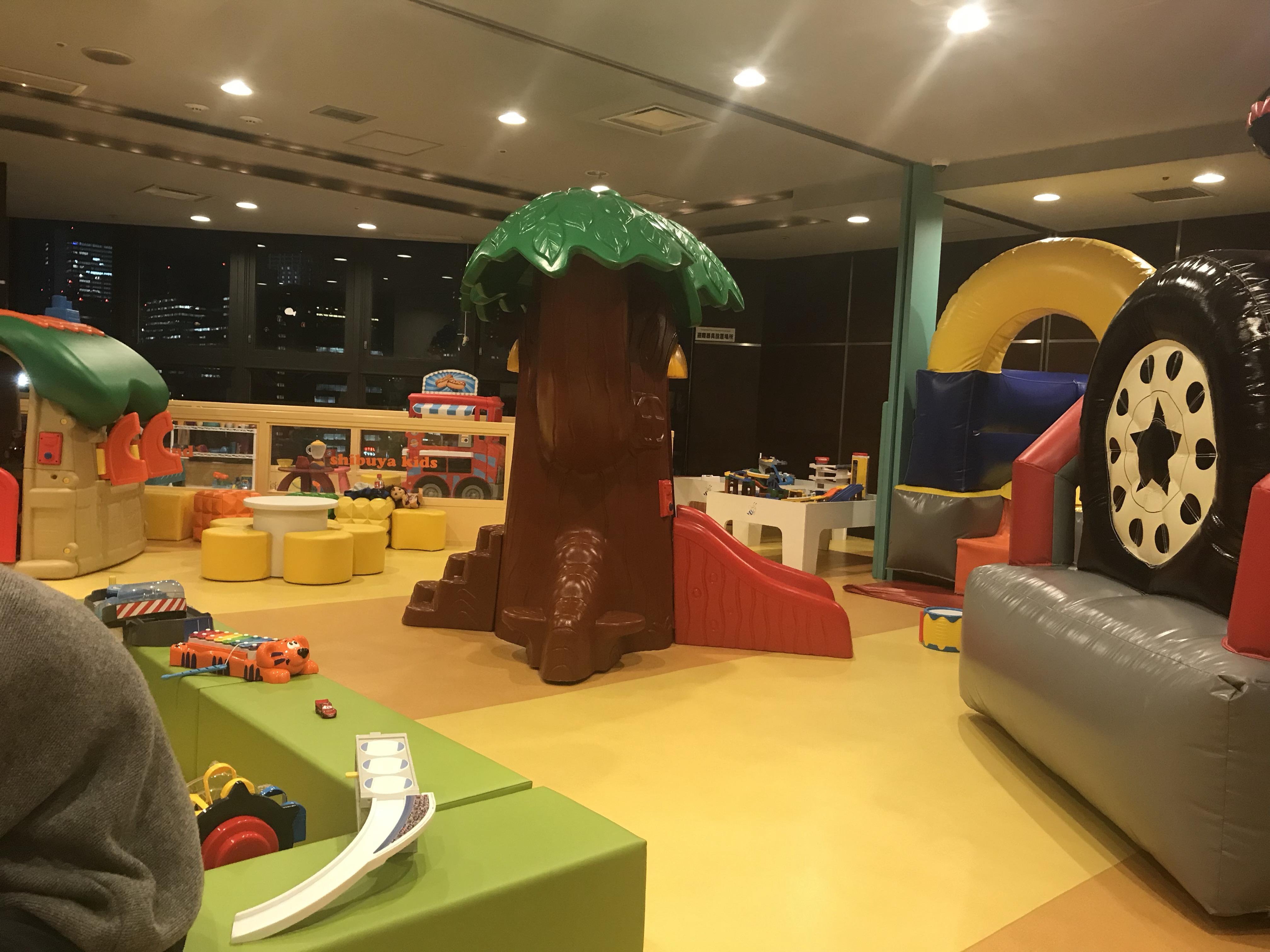 渋谷で子供と遊ぶなら絶対ここ!!